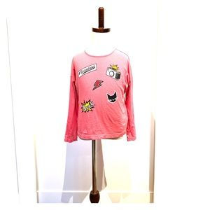 Karl Lagerfeld long sleeve shirt